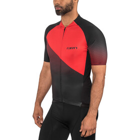 Giro Chrono Pro Jersey Herr black/red shadow